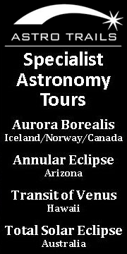 Astro-Trails Astronomy Tours