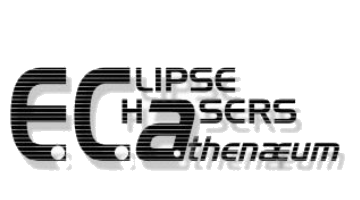 Eclipse Chasers Athenaeum Logo