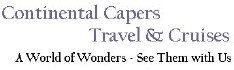 Continental Capers Travel & Cruises