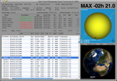 Mercury Venus Transit Maestro software