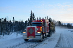 Camion James Dalton Highway