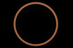 Maximum Eclipse Annular Eclipse 2010