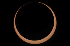 Annular Eclipse 2010 Third Contact