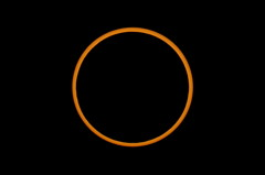 2012 Annular Solar Eclipse Maximum