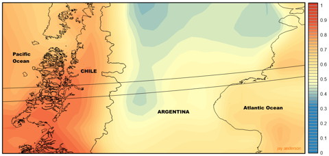 Annular Solar Eclipse 2017 February March Cloud Cover