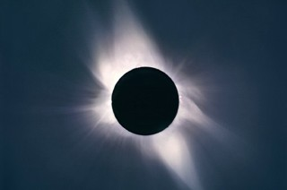 Total Solar Eclipse 1991