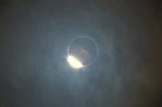 Total Solar Eclipse 1999 France