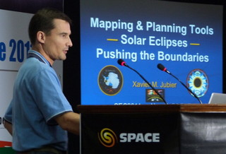 SEC 2011 Xavier Jubier Mapping Planning Tools Solar Eclipses Pushing Boundaries