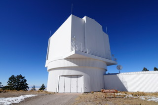 Observatoire Apache Point Astrophysical Research Consortium 3.5 Meter Télescope