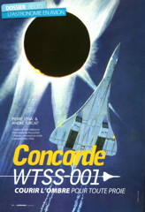 Astronomie Magazine June 2013 Concorde WTSS-001 Racing Umbra Prey