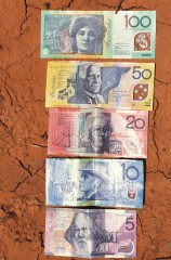 Currency Notes Australia