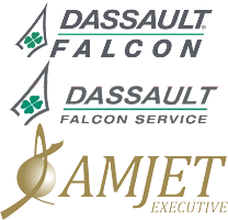 Dassault Falcon 7X 2015 Stratospheric Eclipse Flight Partners Amjet Executive