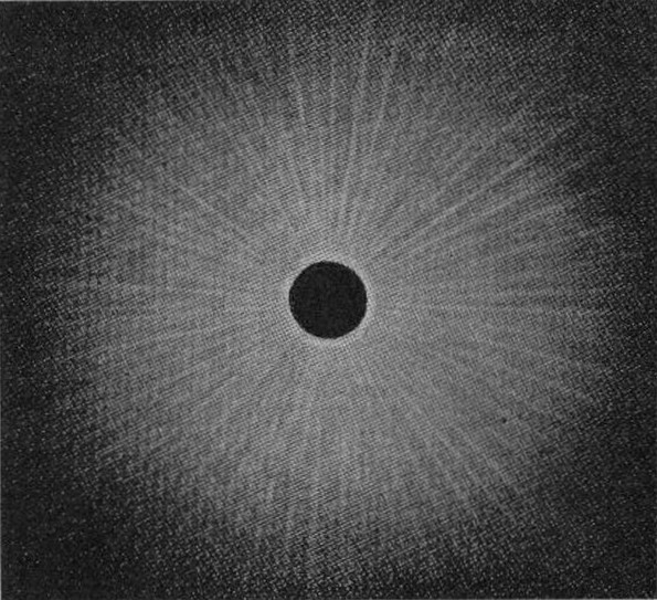 Total Solar Eclipse 1806