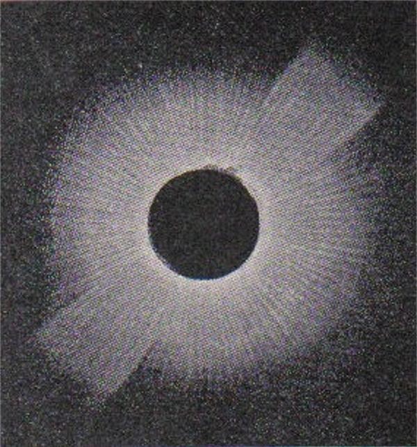 Total Solar Eclipse 1842
