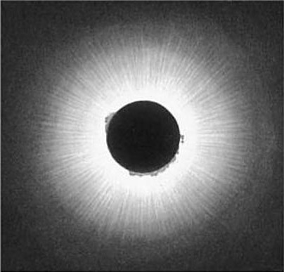 Total Solar Eclipse 1851