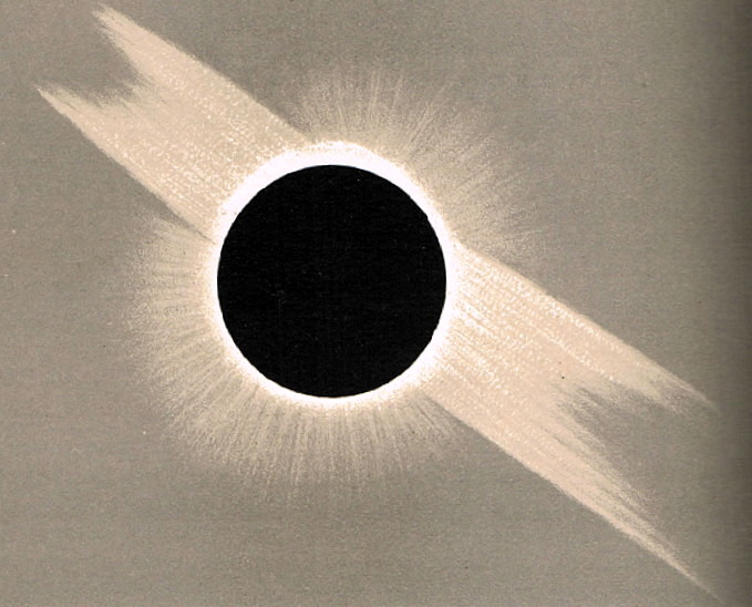 Total Solar Eclipse 1878