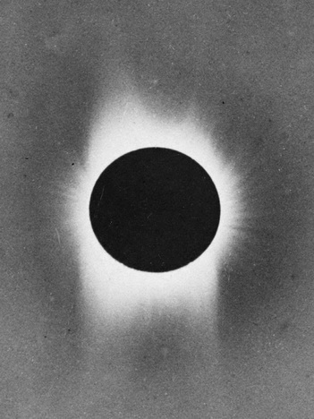 Total Solar Eclipse 1889