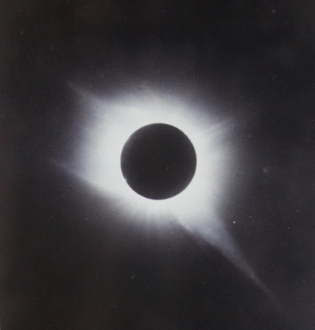 Total Solar Eclipse 1898