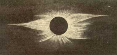 Total Solar Eclipse 1900