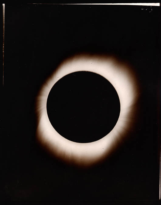 Total Solar Eclipse 1901