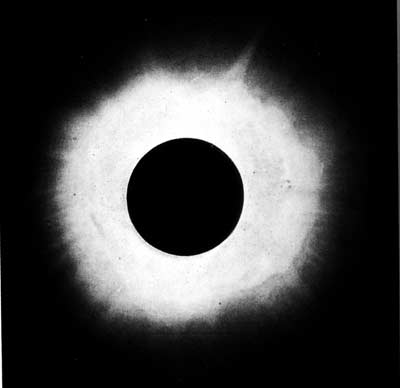 Total Solar Eclipse 1926