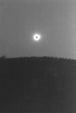 Total Solar Eclipse 1927