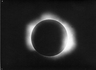 Total Solar Eclipse 1929