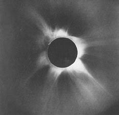 Total Solar Eclipse 1937