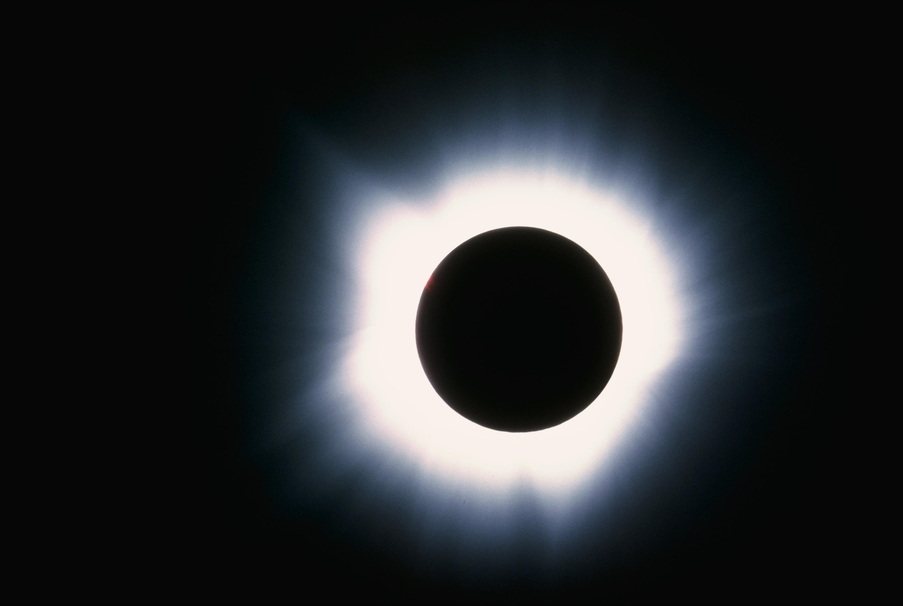 Total Solar Eclipse 1970
