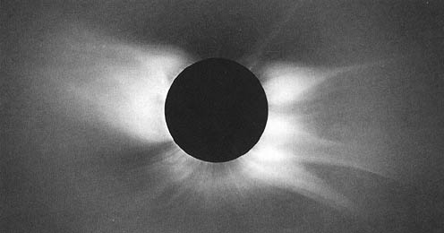 Total Solar Eclipse 1973