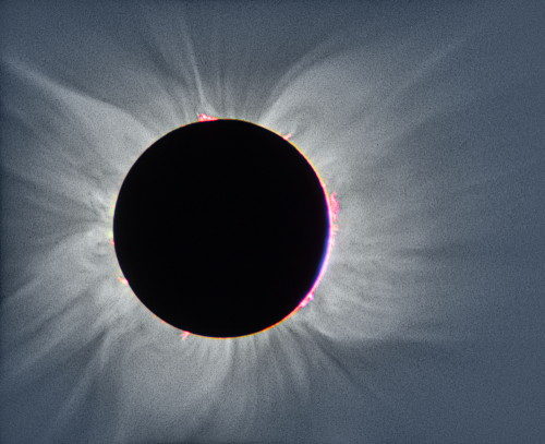 Total Solar Eclipse 1981