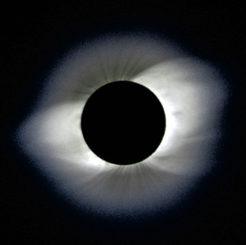 Total Solar Eclipse 1997
