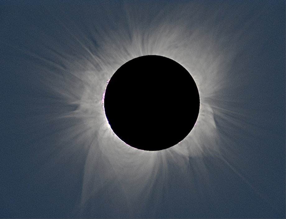 Total Solar Eclipse 2002