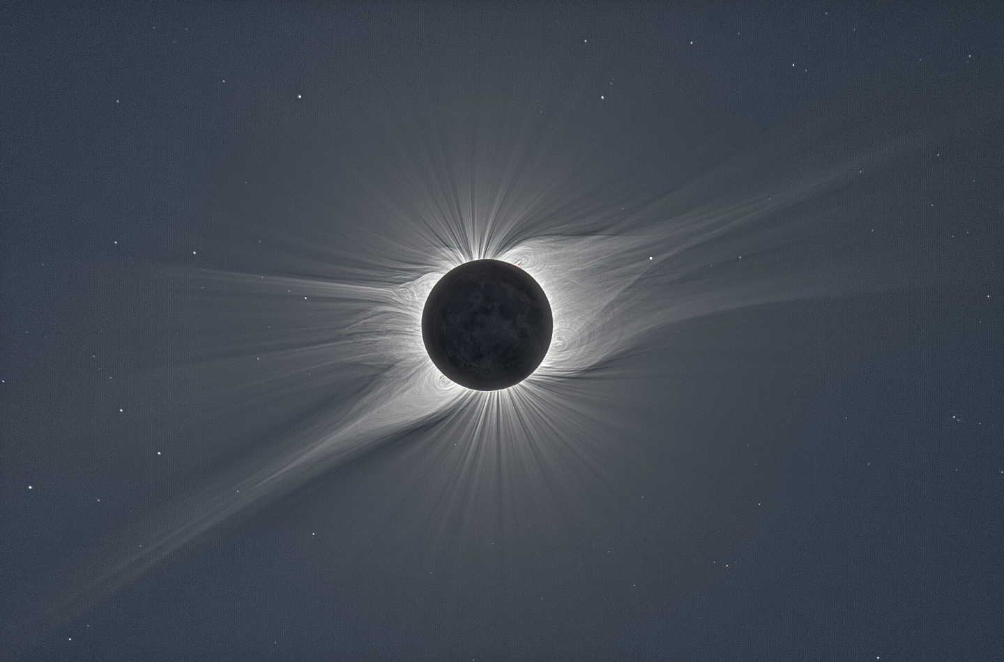 Total Solar Eclipse 2008